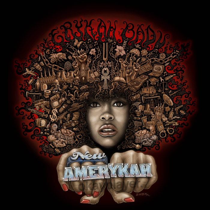 album New Amerykah